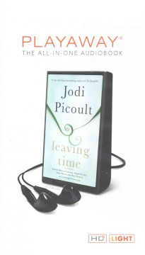 Leaving time : a novel - Jodi Picoult