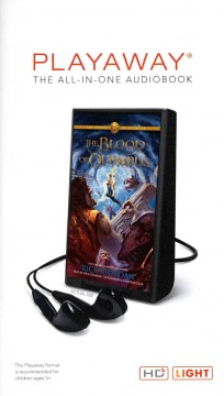 Blood of Olympus : Library Edition - Rick; Chamian Riordan