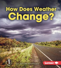 How does weather change? - Jennifer Boothroyd