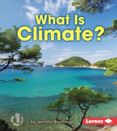 What is climate? - Jennifer Boothroyd