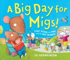 A big day for Migs - Jo Hodgkinson