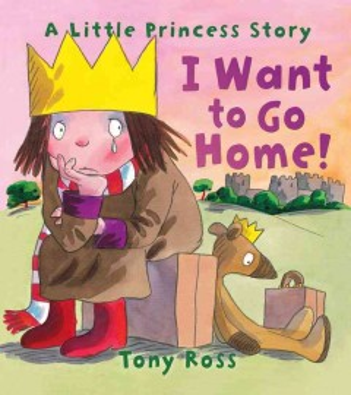 I want to go home! - Tony Ross