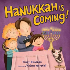 Hanukkah is coming! - Tracy Newman