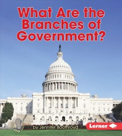 What are the branches of government? - Jennifer Boothroyd