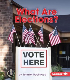 What are elections? - Jennifer Boothroyd