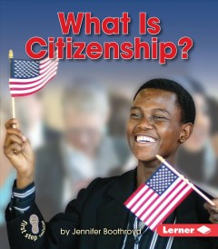 What is citizenship - Jennifer Boothroyd