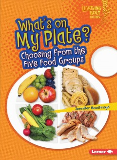 What's on my plate? - Jennifer Boothroyd