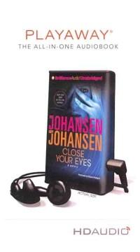 Close your eyes - Iris Johansen