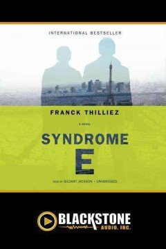 Syndrome E : a novel - Franck Thilliez