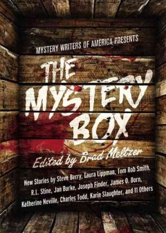 Mystery Writers of America presents the mystery box