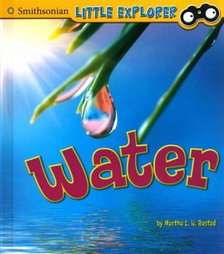 Water - Martha E. H. (Martha Elizabeth Hillman) Rustad