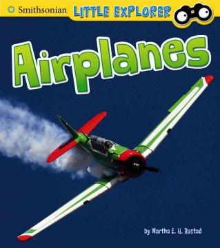 Airplanes - Martha E. H.1975-(Martha Elizabeth Hillman) Rustad