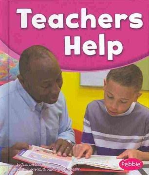 Teachers help - Tami Deedrick