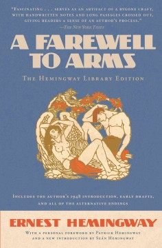 A farewell to arms / Ernest Hemingway - Ernest Hemingway