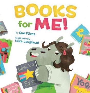 Books for me! - Sue Fliess