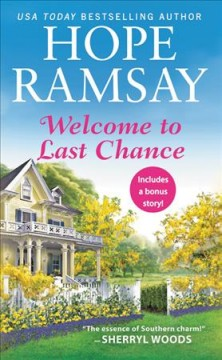 Welcome to last chance - Hope Ramsay