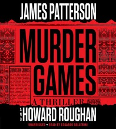 Murder games - James; Roughan Patterson