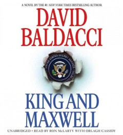 King and Maxwell - David Baldacci