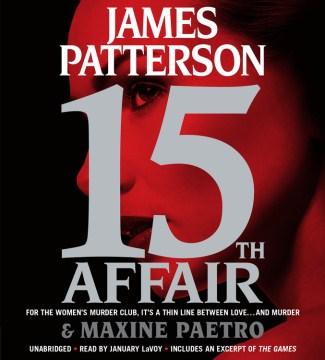 15th affair - James Patterson