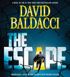 The Escape (PLAYAWAY) - David Baldacci
