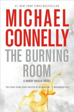 Burning Room (PLAYAWAY) - Michael Connelly