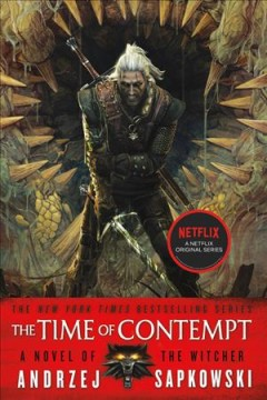 Time of Contempt : Library Edition - Andrzej; Kenny Sapkowski