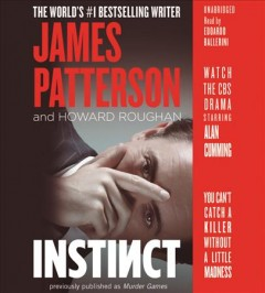 Murder games : a thriller - James Patterson