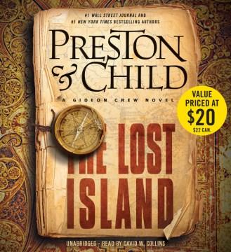 The lost island - Douglas J Preston