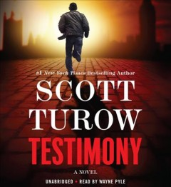 Testimony : a novel - Scott Turow
