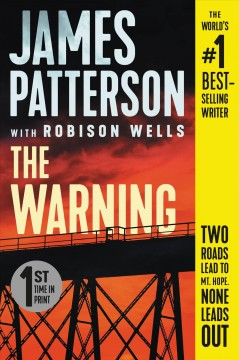 The warning - James Patterson