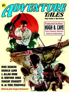 Adventure tales : classic pulp fiction. Volume 1.