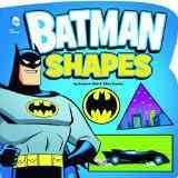 Batman shapes - Benjamin Bird