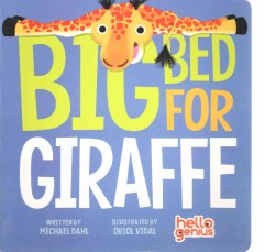 Big bed for Giraffe - Michael Dahl