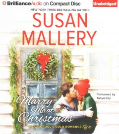Marry me at Christmas - Susan Mallery