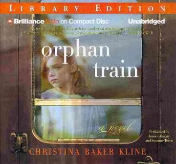 Orphan train : a novel - Christina Baker Kline