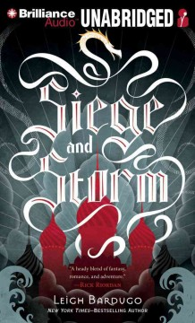 Siege and storm - Leigh Bardugo