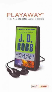 Concealed in death - J. D Robb