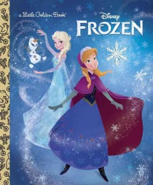 Disney Frozen - Victoria Saxon