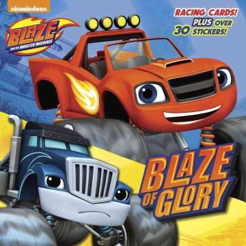 Blaze of glory - Mary Tillworth