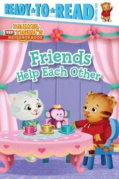 Friends help each other - Farrah McDoogle