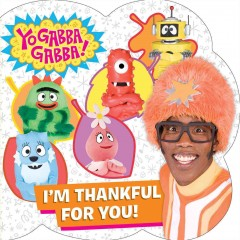 I'm thankful for you - Cordelia Evans