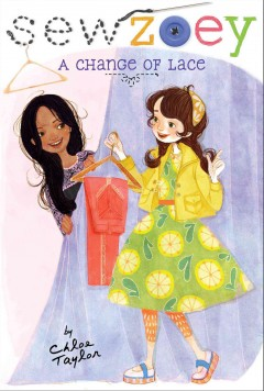 Change of Lace - Chloe; Zhang Taylor
