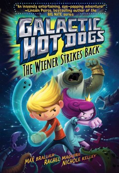 The wiener strikes back - Max Brallier