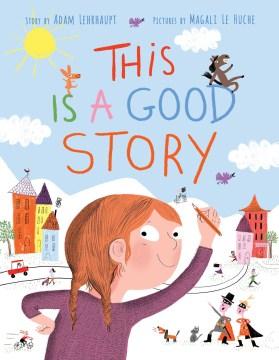 This is a good story - Adam Lehrhaupt