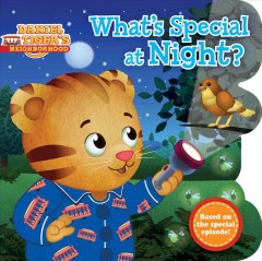 What's special at night? - Daphne Pendergrass
