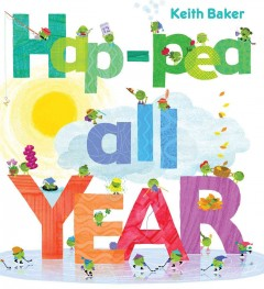 Hap-pea all year! - Keith Baker