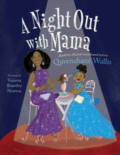 A night out with Mama - Quvenzhané Wallis