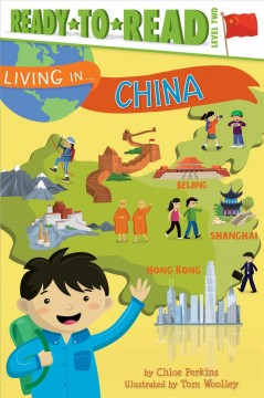 Living in... China - Chloe Perkins