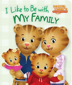 I like to be with my family - Rachel Kalban