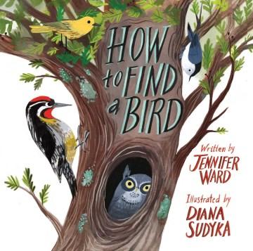 How to find a bird - Jennifer Ward
